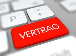 Onlinevertrag